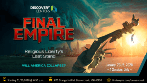 Final Empire - Religious Liberty's Last Stand