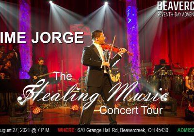 Jaime Jorge Concert