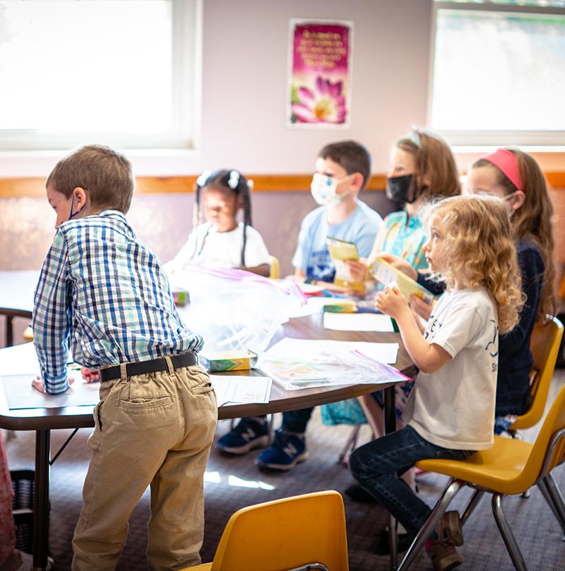 Weekly Sabbath School