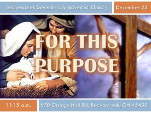 For this Purpose - Beavercreek