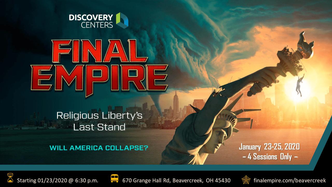 America's Last Stand – Final Empire Part 4
