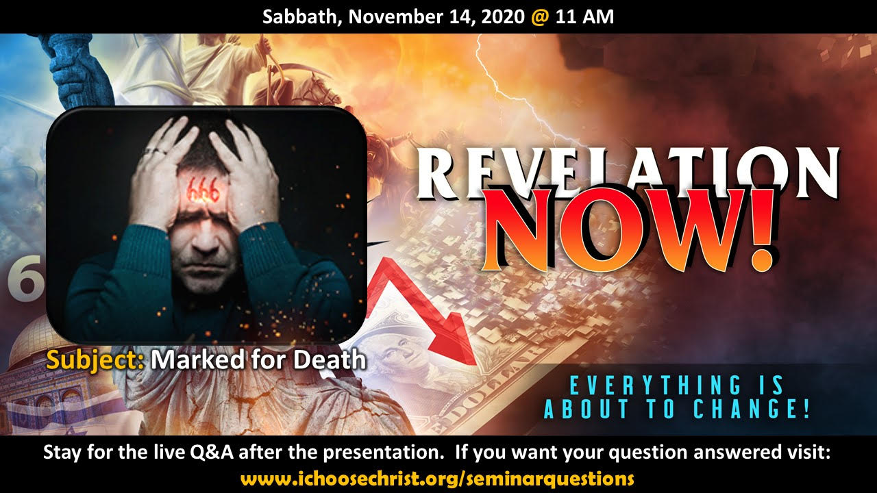 "Revelation Now! – Part 15, ""Marked for Death"""